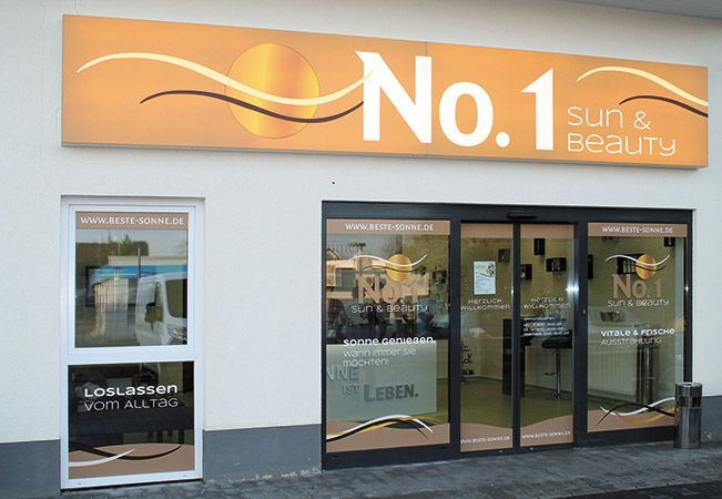 Der BodyStyler in Ihrem No. 1 Sun & Beauty Seligenstadt